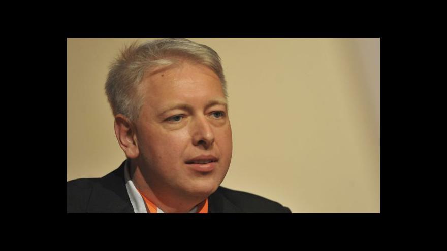 Video Milan Chovanec o sestavování vlády