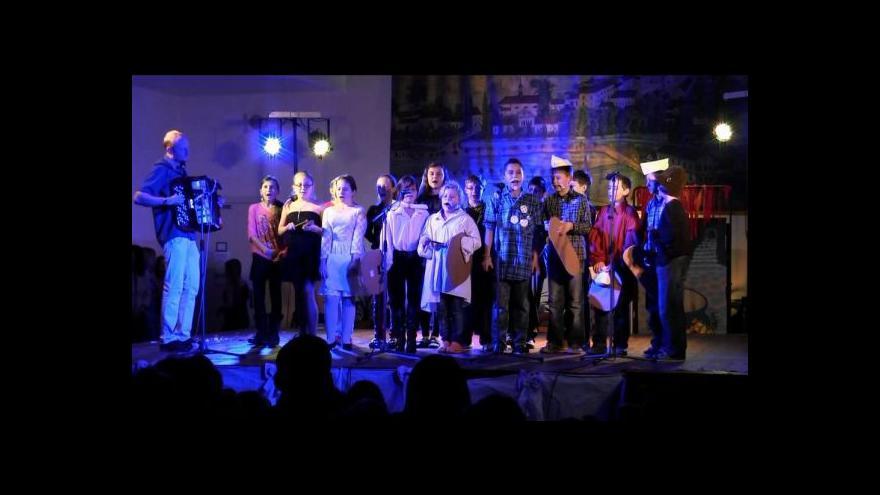 Video Žákovská akademie v Borohrádku