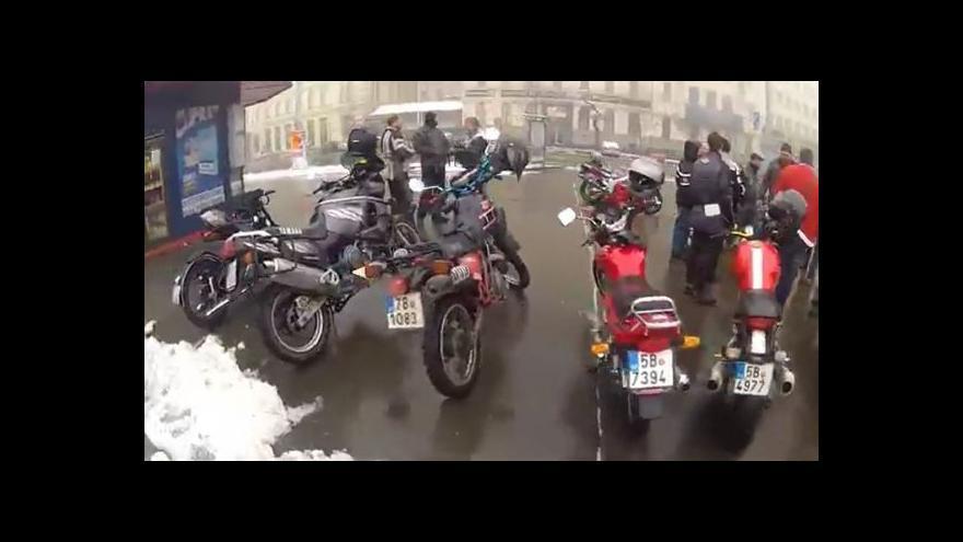 Video No comment: Loňská motorkářská jízda