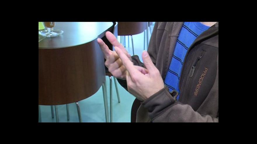 Video Web pro neslyšící