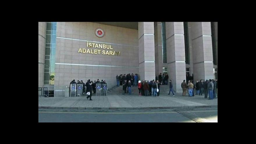 Video Zatýkání v Turecku
