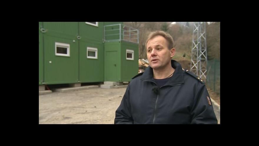 Video O možnostech polygonu hovoří Radek Polášek z HZS ZLK