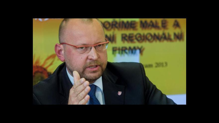Video Milan Chovanec a Jan Bartošek dál věří v trojkoaliční dohodu