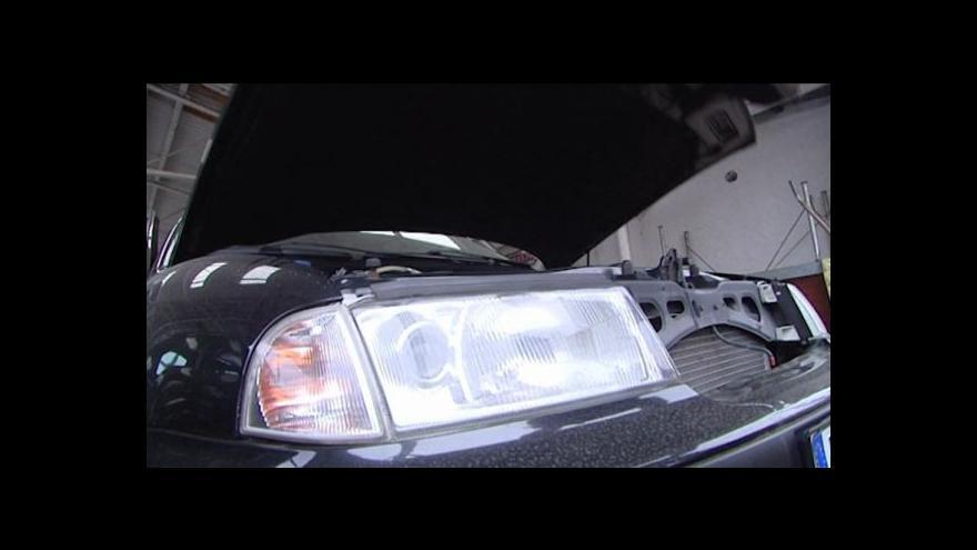 Video Vlastimil Weiner o případu omlazování aut