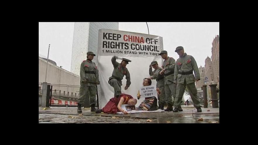 Video Španělský soud žaluje čínské pohlaváry
