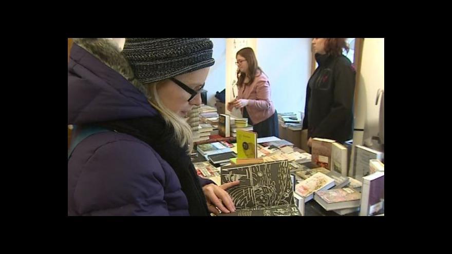 Video No comment: Jarmark dobrých knih a krásných umění