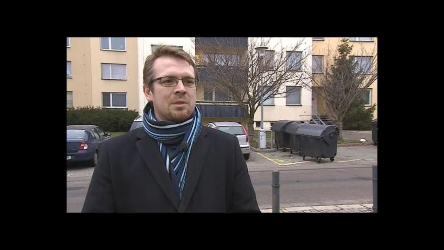 Video Hovoří starosta MČ Brno-Líšeň Břetislav Štefan (ČSSD)