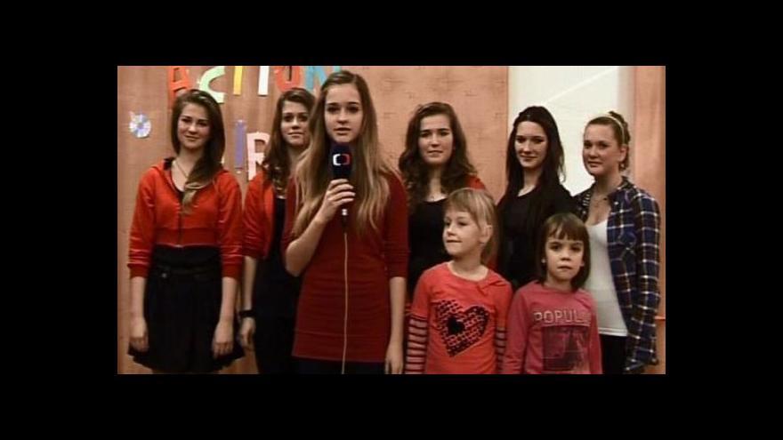 Video Reportáž Leony Brabcové