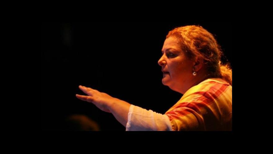 Video Filharmonie Brno hraje romskou hudbu