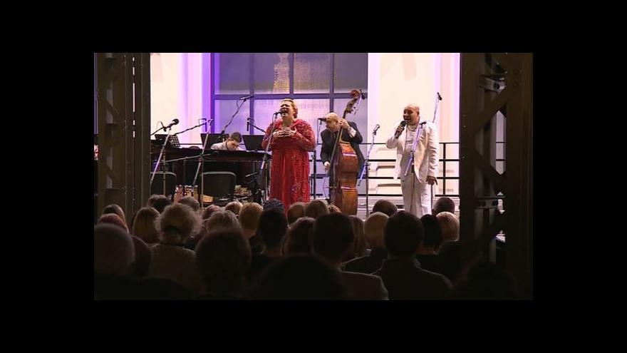 Video NO COMMENT: Koncert Idy Kelarové a brněnské filharmonie