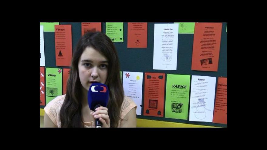 Video Reportáž Sabiny Hekrlové
