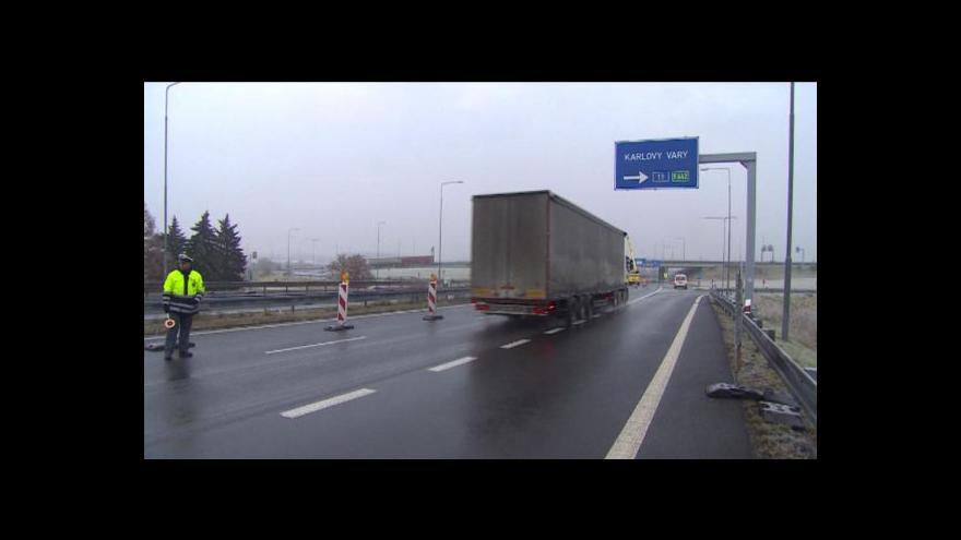 Video Petra Tachecí o otevření nové části R7