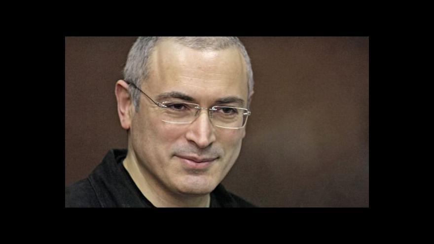 Video Telefonát Miroslava Karase k propuštění Chodorkovského