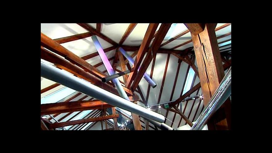 Video Z ateliéru členů a hostů Umělecké Besedy