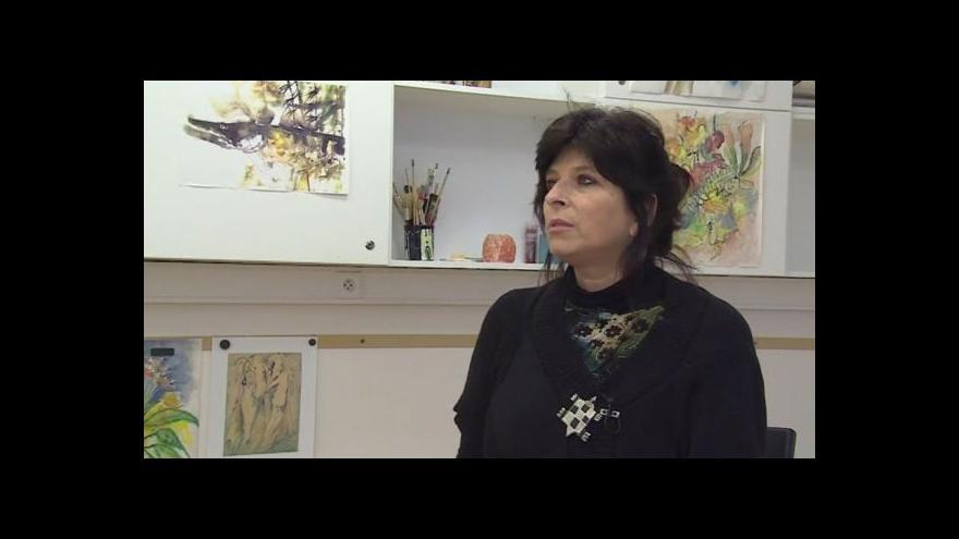 Video Martina Jakešová o zkušenostech s hledáním práce