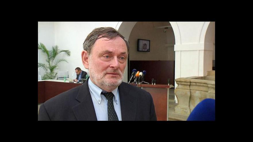 Video Ombudsman o své rezignaci: Bylo to takové skládání střípků