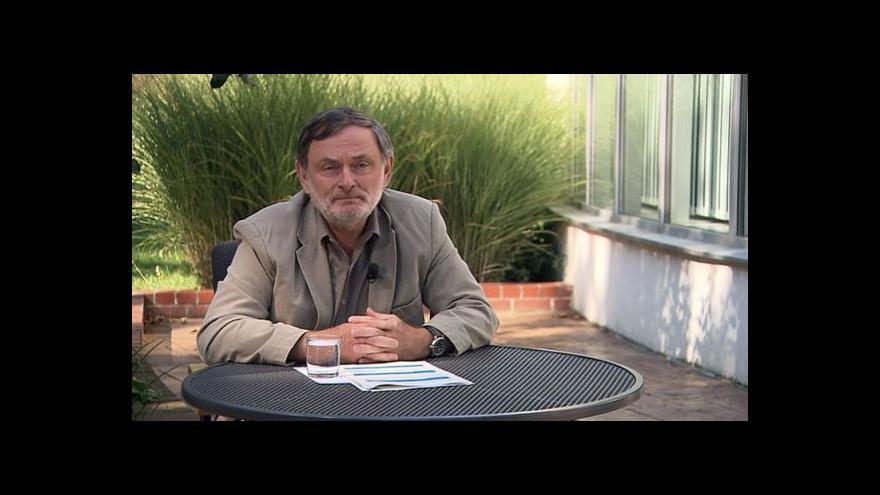 Video Redaktor Petr Malý o rezignaci ombudsmana