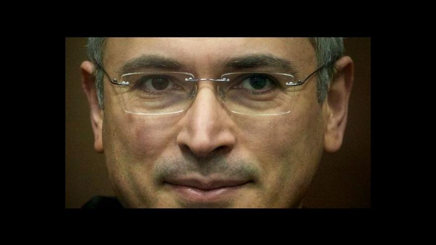 Video Horizont 24 o milosti pro Chodorkovského