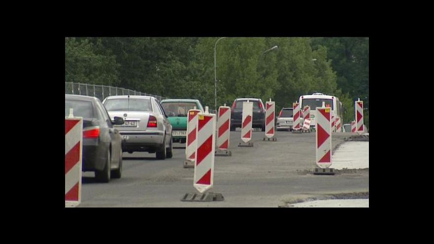 Video Michal Polášek o stavebním povolení pro obchvat Frýdku-Místku