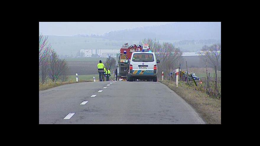 Video Vstup Josefa Kvasničky z dopravní nehody
