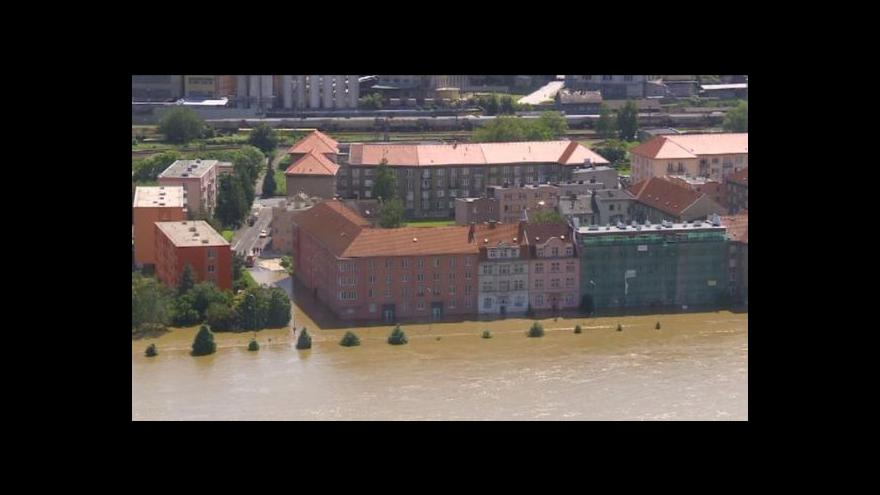 Video Petra Tachecí o dotacích na opravy po povodních