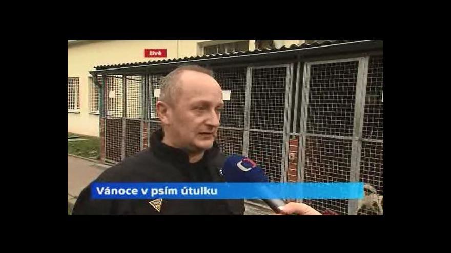 Video Rozhovor s vedoucím útulku Václavem Steinbauerem