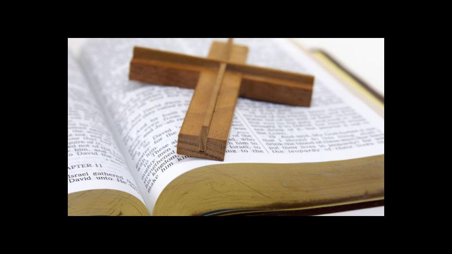 Video Církev žádá o Arcibiskupský zámek