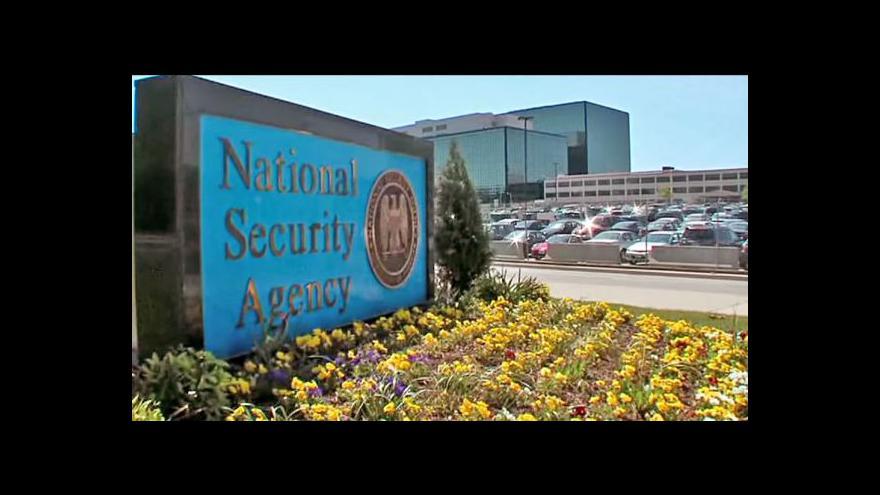 Video Martin Řezníček o NSA