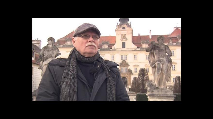 Video Režisér Sokolovský ve Valticích