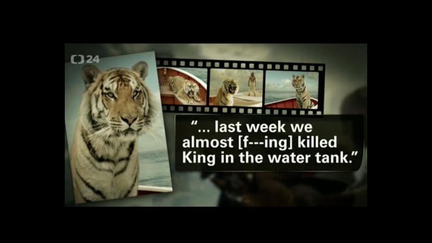 Video Horizont 24 o týrání zvířecích herců