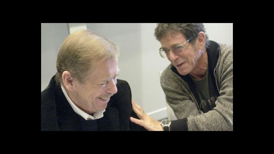 Video Události v kultuře: Vzpomínky na Václava Havla