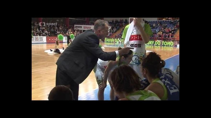Video Sestřih utkání Brno - Istanbul