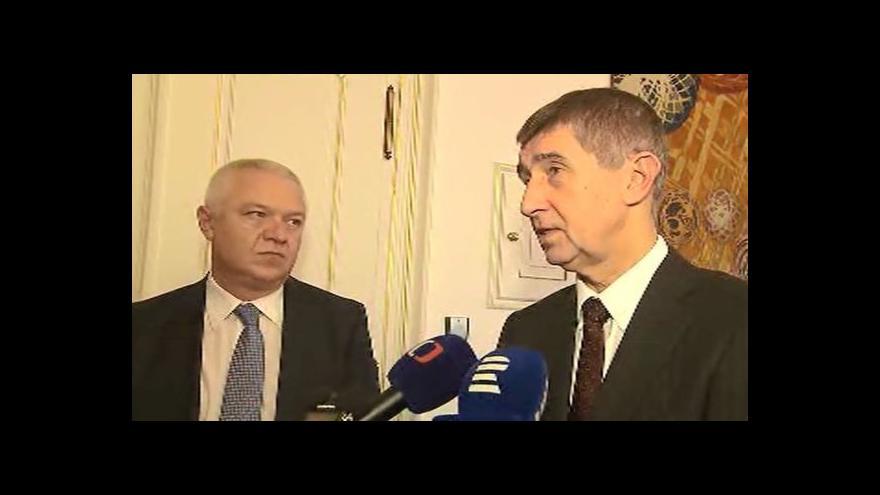 Video Třetí koaliční jednání k dohodě nedospělo