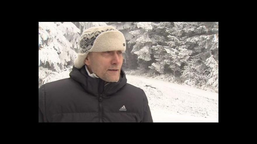 Video Rozhovor se šéfem technické oblasti Vlastimilem Jakešem