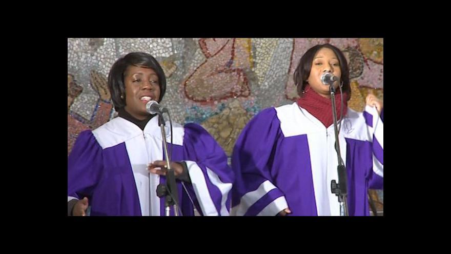 Video Gospel ve Zlíně