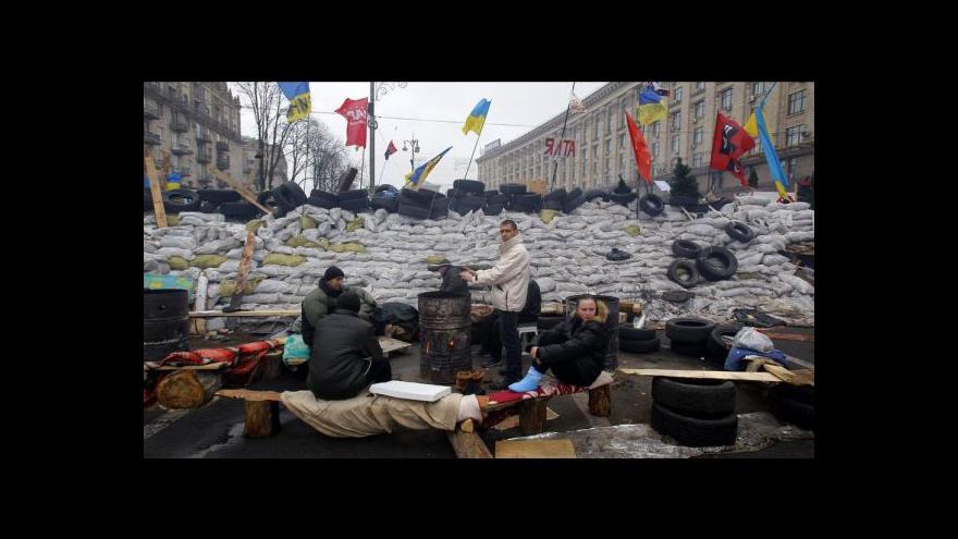 Video Jan Šír o dohodě Kremlu s Kyjevem