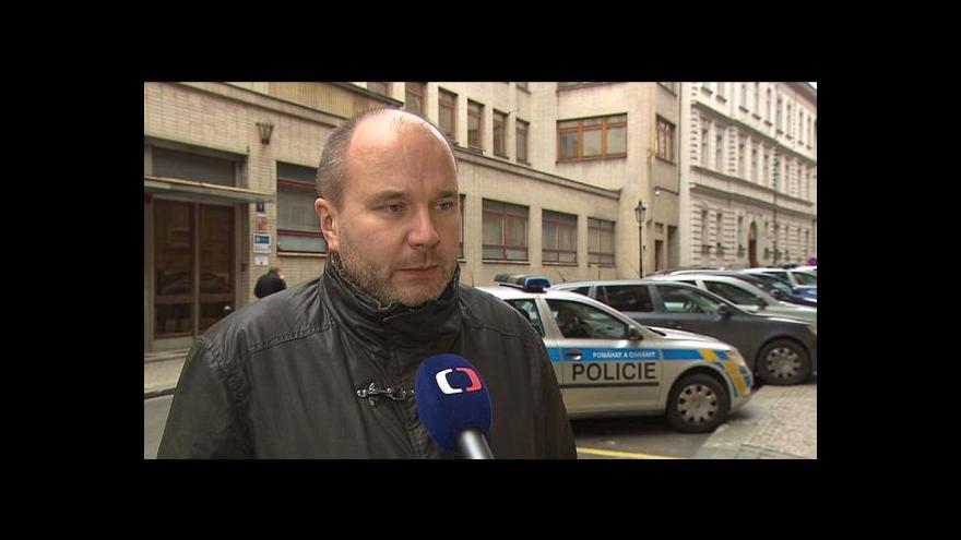 Video Milan Štěpánek ve Studiu ČT24