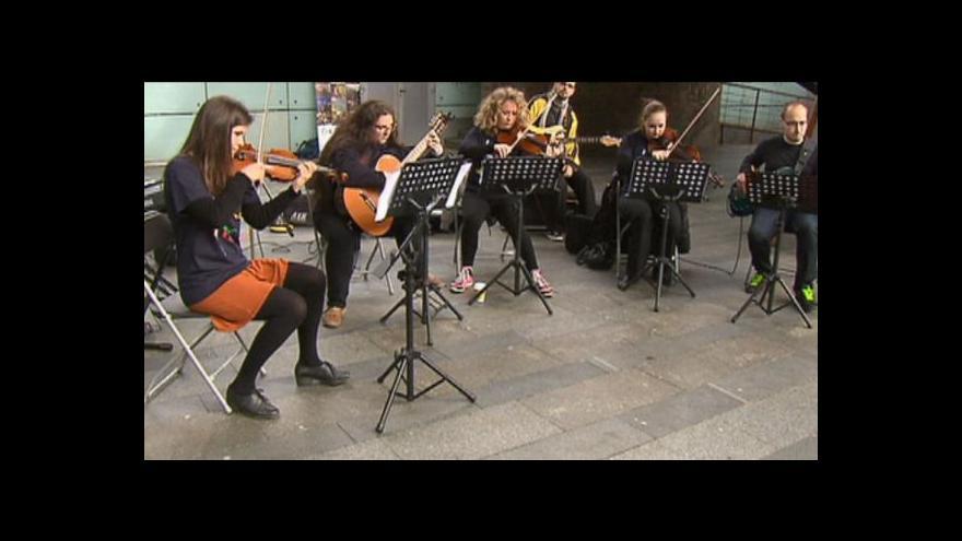 Video Rozhovor s mluvčí Anetou Řehkovou