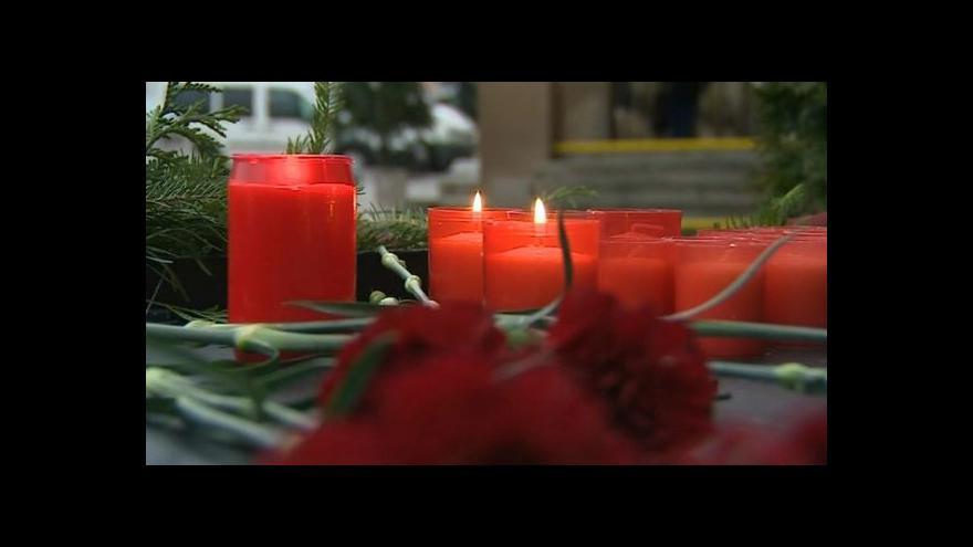 Video NO COMMENT: Lidé ve Zlíně vzpomínají na Václava Havla