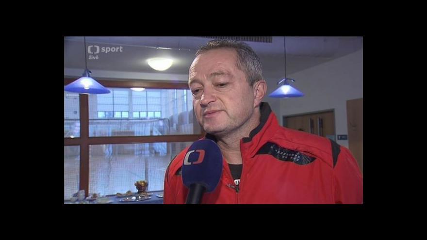 Video Rozhovor s trenérem Janem Bašným
