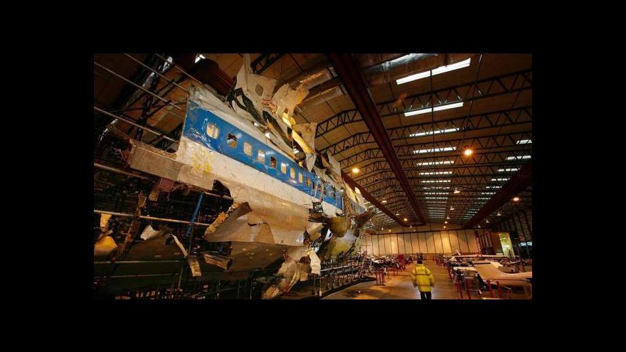 Video Vyšetřování útoku v Lockerbie přináší nová fakta i otázky i po 25 letech