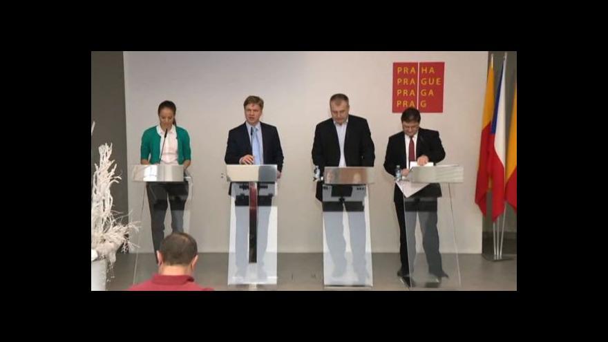 Video Brífink po jednání Rady hl. m. Prahy