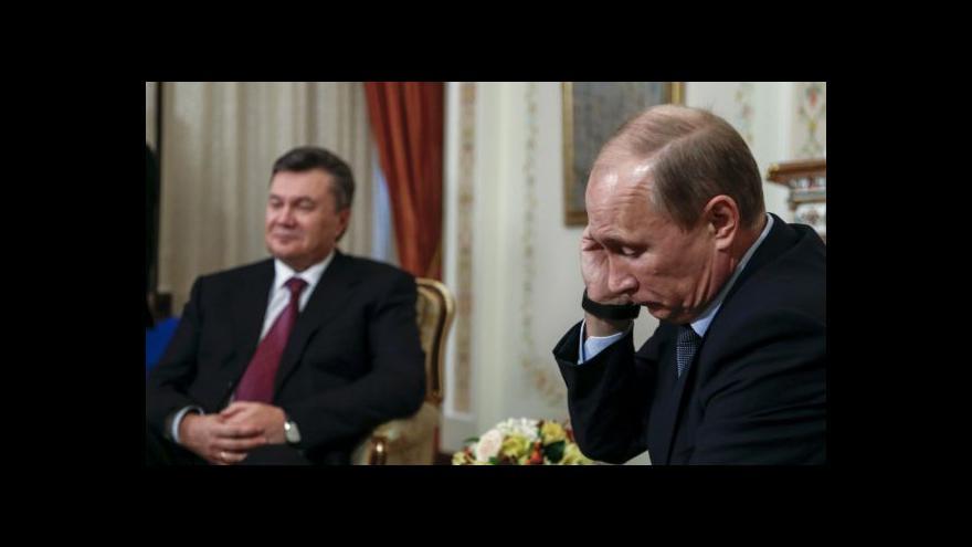 Video Miroslav Karas o rusko-ukrajinském jednání v Moskvě