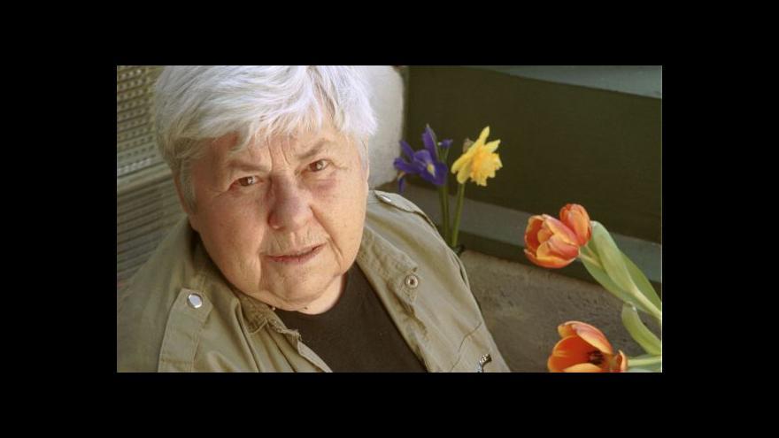Video Dagmar Hochová ve Fiducii
