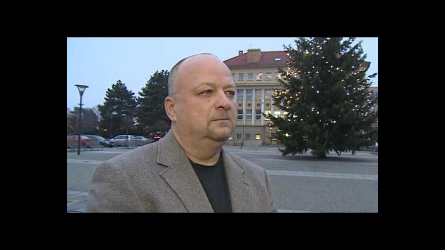 Video O nástupu do funkce hovoří dosavadní místostarosta Ivo Polák