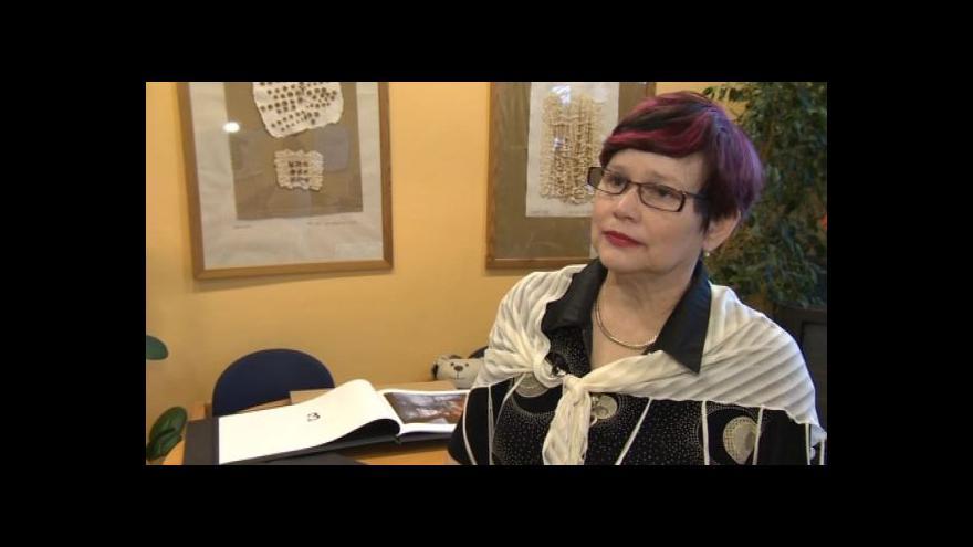 Video Zuzana Joukalová o dražbě kalendáře Pirelli