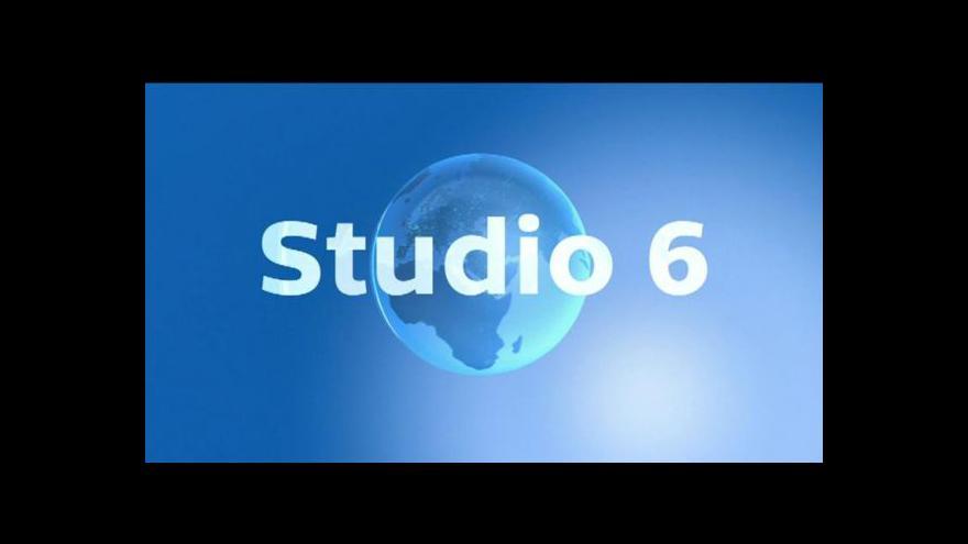 Video Martin Stropnický ve Studiu 6 před jednáním s církvemi