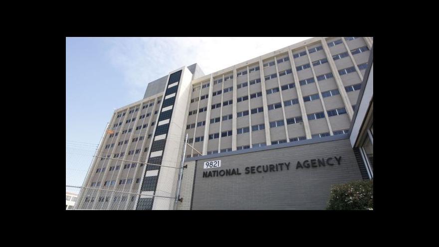 Video Praktiky NSA jsou podle soudu v rozporu s ústavou