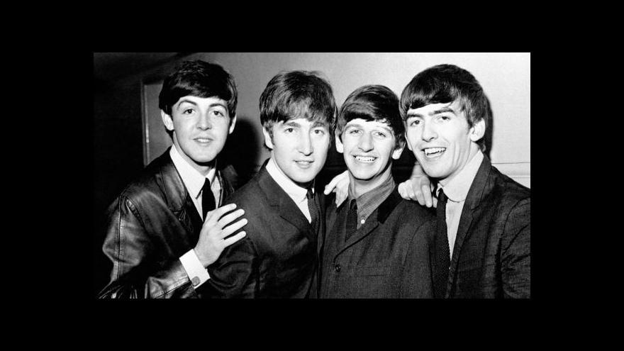 Video Další Grammy pro Beatles