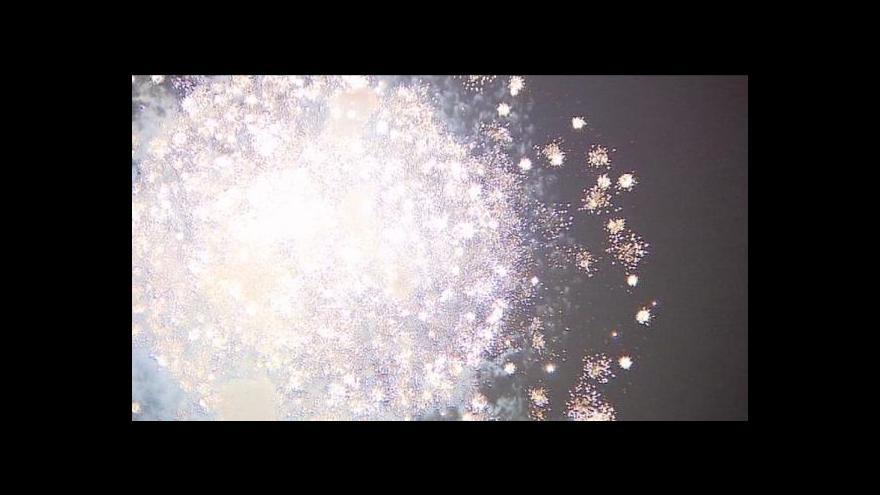 Video Události o zábavní pyrotechnice